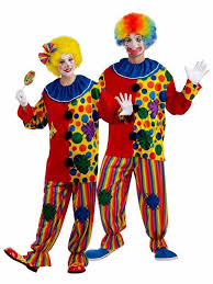 clown costumes unisex big top clown costume mens clown costumes