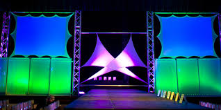 stage backdrops staging and backdrops san diego event production av rentals