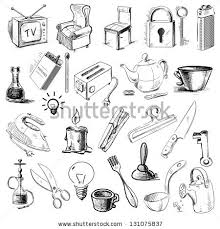household objects stock images royalty free images u0026 vectors