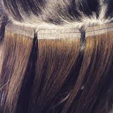 hair extension semi permanent hair extensions explore the best hair extension methods