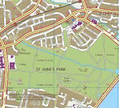 Dublin Ireland Map Raheny Village And District Dublin Ireland Maps