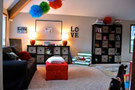 Playrooms Kids Room Coolest Kid Playroom Decorating Ideas Modern Attractive