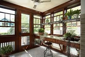 greenhouse sunroom greenhouse design ideas sunroom craftsman with hung windows