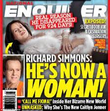 richard simmons u0027living as a woman u0027 fitness guru u0027has had breast