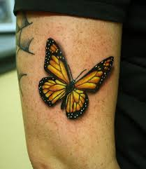 30 best monarch butterfly tattoo stencils images on pinterest
