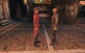 Fallout Clothes For Sale Image Meeting Hancock Jpg Fallout Wiki Fandom Powered By Wikia