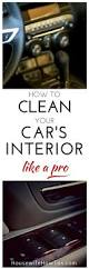 Car Interior Detailing Near Me Best 25 Car Interior Cleaning Ideas On Pinterest Diy Interior