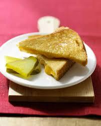 grilled sandwich and panini recipes martha stewart