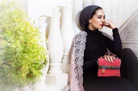 style spotlight fashion blogger ascia akf from kuwait modern