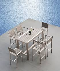 Patio Furniture Dining Sets - modern outdoor patio furniture dining sets contemporary