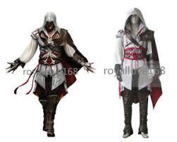 Assassin Halloween Costumes Assassin U0027s Creed Ii Master Ezio Cosplay Costume Halloween Fancy