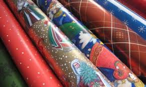 glitter wrapping paper in the morning bows glitter ribbon are not recyclable