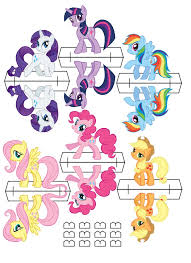 Halloween Printable Cutouts by My Little Pony Cardboard Cutouts Free Downloadable Printable