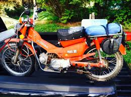 1975 honda ct 90 antiques pinterest honda honda cub and