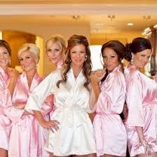 and bridesmaid robes bridesmaid robes gallery weddinggawker