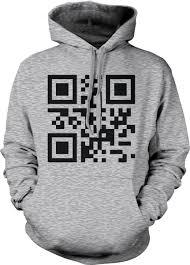Meme Qr Code - qr code funny humor meme internet joke hoodie pullover 171954988974