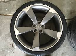 audi titanium wheels for sale 2014 rs5 titanium rotor wheels and tires for sale