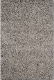 Grey Shaggy Rugs Light Grey Shag Rug Athens Shag Collection Safavieh Com