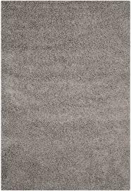 light grey shag rug athens shag collection safavieh com