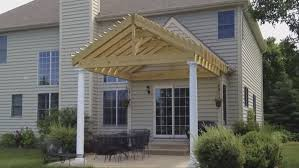 archadeck u0027s mosquito curtains on pergola and deck