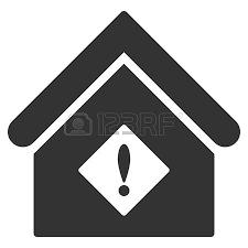 probleme icone bureau icone bureau de poste style vecteur est le symbole emblématique