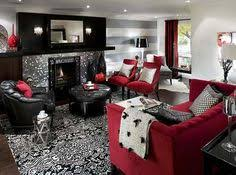 red and black living room set prncssmi welcome 2 our home pinterest living rooms room and