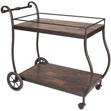 Ow Lee San Cristobal by Ow Lee St Charles Tea Cart 26 Ptc