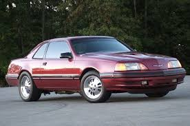 1987 ford thunderbird turbo related infomation specifications