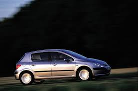 peugeot compact car peugeot 307 5 doors specs 2001 2002 2003 2004 2005