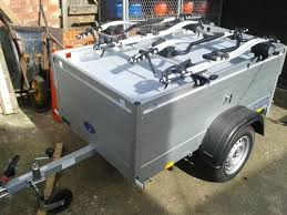 Hardtop Awnings For Trailers Beautiful All Aluminium Anssems Camping Trailer With Hard Top And