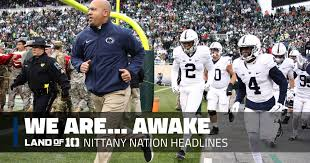 penn state will be on linebackers thanksgiving at