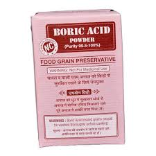 buric acid boric acid powder 100gms rs 16 niharika chemicals id