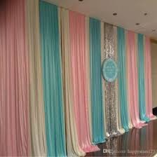 Wedding Backdrop Curtains For Sale Discount Baby Shower Icing Decorations 2017 Baby Shower Icing