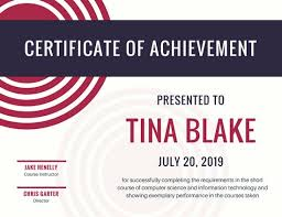 certificate templates canva