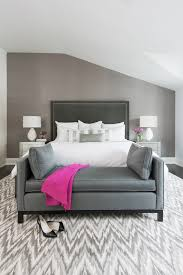 Grey Wall Bedroom Jodie Rosen Design Bedrooms Gray Bedrooms White And Grey