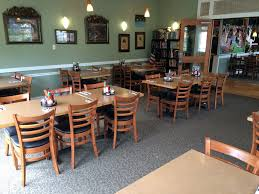 Kid Friendly Dining Chairs by Lil Sambos Family Restaurant Lincoln City Oregon
