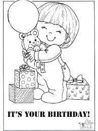 happy birthday coloring pages for grandma coloring home
