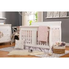 Davinci Jayden 4 In 1 Convertible Crib by Crib To Toddler Bed Crib Turned Toddler Bed Main Image