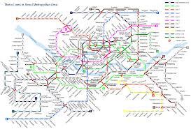Korean Subway Map by Incheon Subway Scheme
