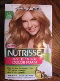 garnier nutrisse 93 light golden blonde reviews free 3 new boxes of garnier nutrisse nourishing hair color foam