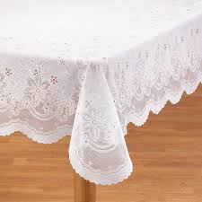 vinyl lace tablecloth crochet vinyl lace tablecloth walter