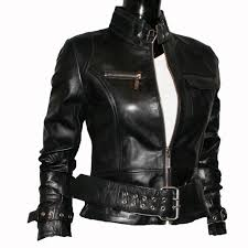 leather motorcycle coats fashionable leather jackets for women