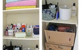 Organizing A Small Bathroom - decorating and organizing small bathroom hometalk