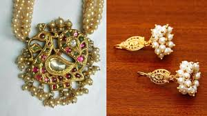 traditional gold jewellery design part 31