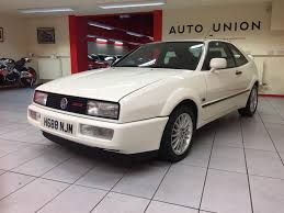 volkswagen corrado supercharged used 1991 volkswagen corrado g60 lhd for sale in northants