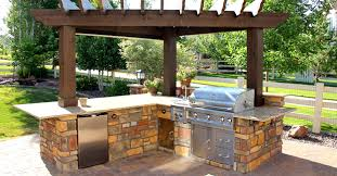 luxury outdoor kitchens pictures tips expert ideas hgtv beauteous