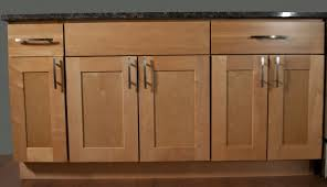 Natural Maple Kitchen Cabinets Furniture The Charming Maple Kitchen Cabinets For Your House