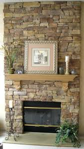 electric stone fireplace faux veneer surround ideas faux stone