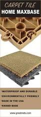 Basement Raised Floor by Basement Carpet Tile Raised Squares Basements