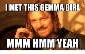 Yeah Memes - met this gemmagirl mmm hmm yeah memes com hmm meme on me me